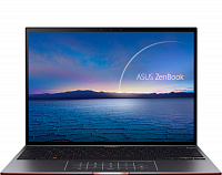 "Ультрабук Asus ZenBook S UX393EA-HK001T 13.9""(3300x2200)IPS-уровня/ i7-1165G7(2.8ГГц)/ 16Гб/ 1Тб SSD/ Iris Plus Graphics/ Win10 / Черный 90NB0S71-M00230"
