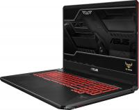 "Ноутбук ASUS TUF Gaming FX504 Intel i5 8300H/8Gb/1Tb+128Gb SSD/No ODD/15.6"" FHD/NVIDIA GeForce GTX1060 3Gb GDDR5/Camera/Wi-Fi/No OS/Metal 90NR00Q3-M08950"
