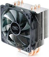 Кулер DEEPCOOL GAMMAXX 400 BLUE BASIC, 120мм, Ret