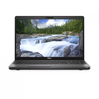 "Ноутбук Dell Latitude DELL LATITUDE 5501 Dell Latitude 5501 15.6""(1920x1080 (матовый))/Intel Core i5 9300H(2.4Ghz)/8192Mb/256SSDGb/noDVD/Int:Intel UHD Graphics 630/Cam/BT/WiFi/68WHr/war 3y/1.88kg/black/Linux + TPM, vPro, Thdt 3 (5501-4340)"