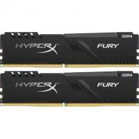 Модуль памяти 32Gb Kingston HyperX FURY Black CL16 (Kit of 2) (HX434C17FB4K2/32) (retail)