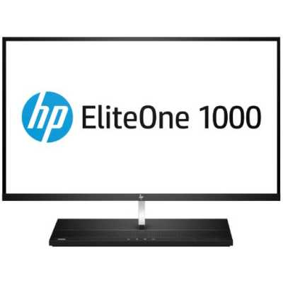 "Моноблок HP - EliteOne 1000 G2, 27"", Intel Core i5 8600 3100MHz, SODIMM DDR4 16GB, SSD 512GB, Intel UHD Graphics 630, noDVD, Wi-Fi, Bluetooth, Чёрный, Windows 10 Pro 64, Monoblock, 2B388ES"