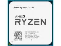AMD Ryzen 7 1700 16MB AM4 3000 OEM